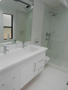 J Schmidt Construction bathroom remodel