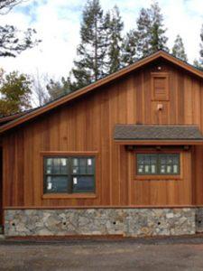 J Schmidt Construction Redwood House in Annapolis